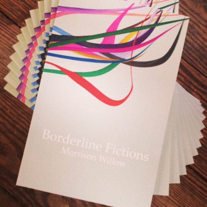 Borderline Fictions by Morrison Willow